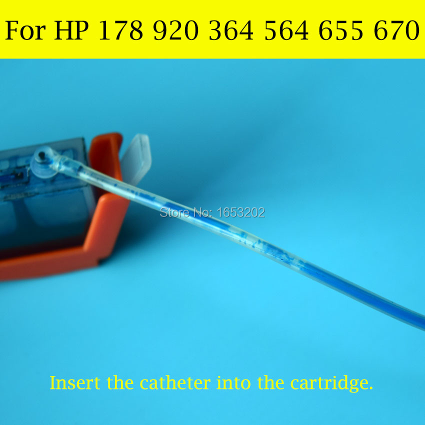 For HP 178 364 564 920 655 670 685 862  4