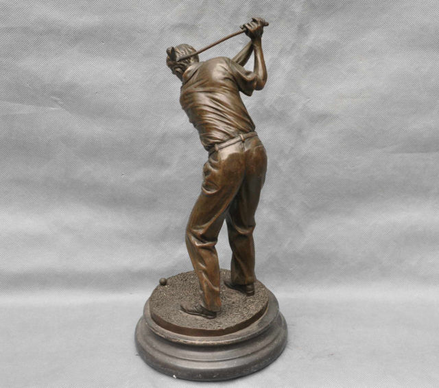 Fascinating 90 Golf Statues Home Decorating Design