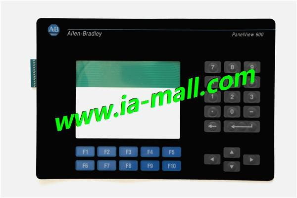 2711-B6C12 2711-B6 series membrane keyboard for Allen Bradley PanelView 600 Micro series, FAST SHIPPING<br><br>Aliexpress