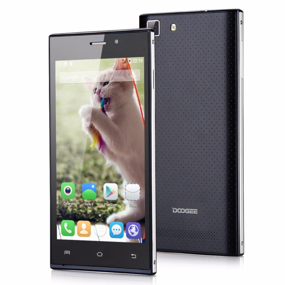 DOOGEE TURBO Mini F1 4 5 HD Screen 4G Smartphone Android 4 4 MTK6732 Quad Core