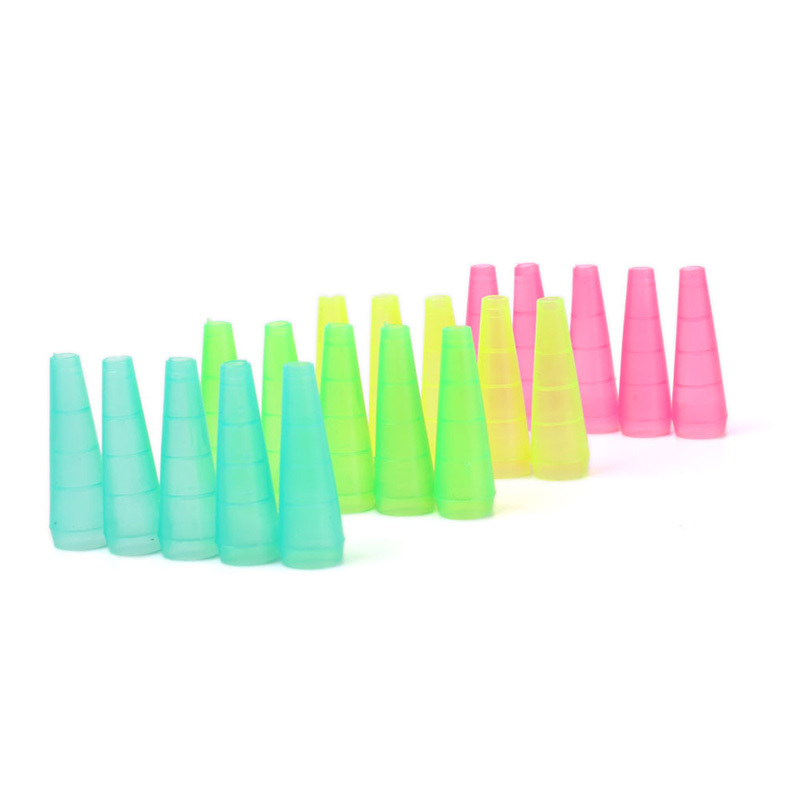 2015 Hot 20 Pieces Color Female Plastic Disposable Mouth Tips Hookah Pipe 68971