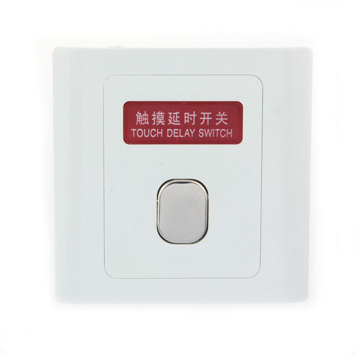 Гаджет  2014 New Touch Sensor Delay Switch for Incandescent Lamps White 220V  To-Better None Свет и освещение