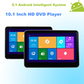Android 5 1 Headrest 10 1 Inch Monitor HD Quad Core 4 Core Car DVD Player