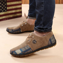 2015 shoes fashion casual shoes Korean version men spring shoes classic men's brand shoes free shipping(China (Mainland))
