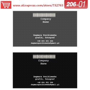 0206-01 business card template for personalized greeting card business card folder business cards today<br><br>Aliexpress