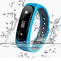 Smart wristband E02 Health fitness tracker Sport Bracelet Waterproof Smartband for IOS Android flex Smart Band