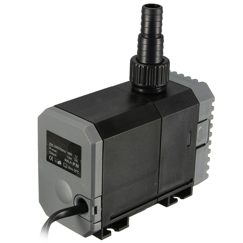 New arrival aquarium fish home tank submersible pump for Water feature pump filter