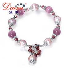 Daimi Natural Pearl & Agate Stone Bracelets Lots Of Options(China (Mainland))