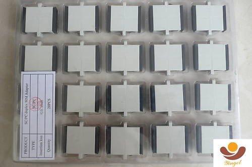 New SC-SC/PC Multimode Duplex Fiber Optic Adapter