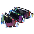 New Multi Vintage Adult Motorcycle Protective Sport Off Road Oculos Motocross Goggles Glasses for Motorbike Dirt