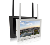 """7"""" FPV monitor with IPS screen, 32CH AUTO searching, PIP, Build In battery- LILLIPUT 339DW"""