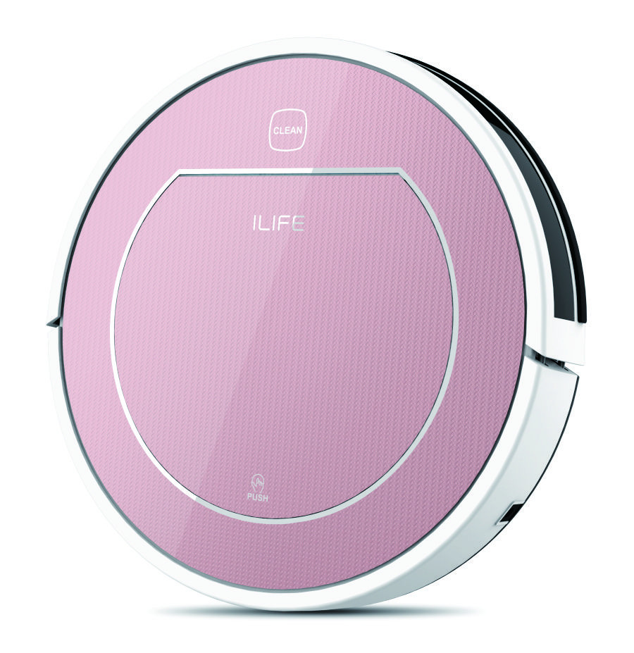 Robotic Vacuum Cleaner CHUWI ILIFE V7S Sweeping Machine vaccum home floor cleaner Wet and Dry Clean,Self Charge(China (Mainland))