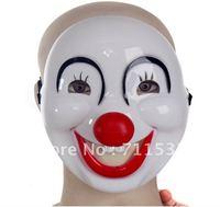 5pcs/Lot Cheap Cute Clown Costumes Masks Masquerade Masks,Mardi Gras Mask Venetian Carnival Mask Halloween Party Masks For Sale