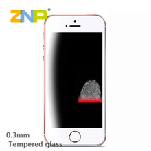 0.3mm 2.5D Tempered Glass For iPhone 5 5S 5c SE HD Screen Protector Toughened Protective Film
