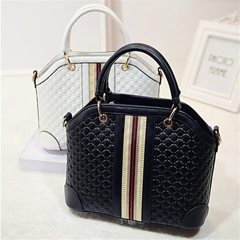 Famous brand handbags women shoulder bag high quality leather embossed bags fashion new designer brand handbag Messenger bags<br><br>Aliexpress
