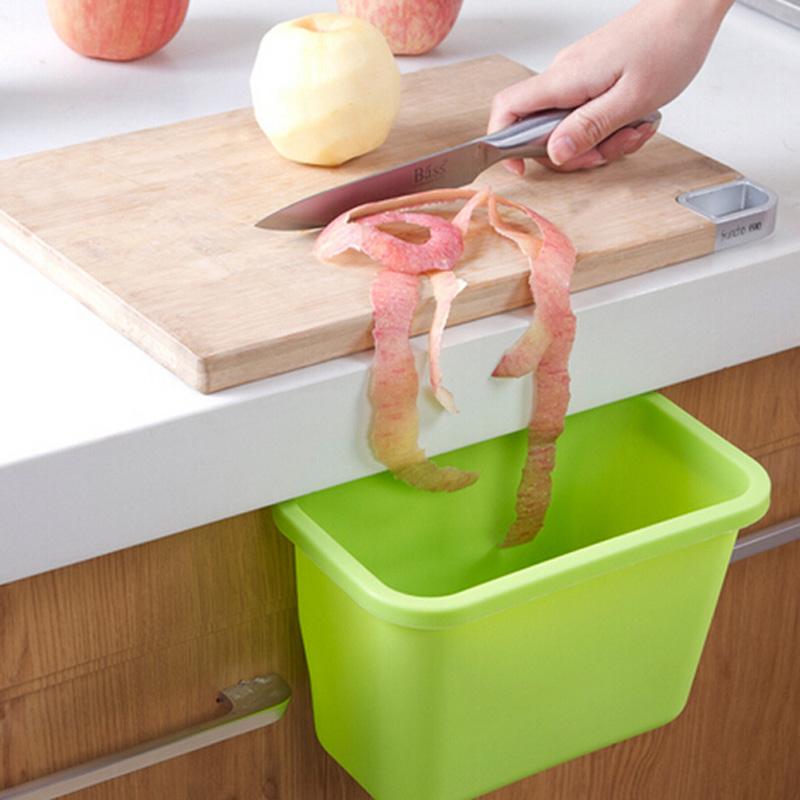 waste bins for kitchen Cupboard Drawer Door new creative ...