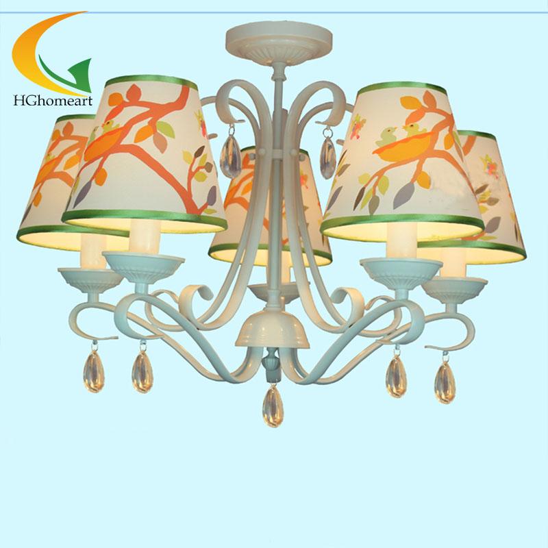 Фотография wrought iron chandelier Creative kids room chandeliers children