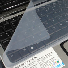 1 pc High Quilty Useful Universal Cover Laptop Keyboard Skin Silicone Protector(China (Mainland))