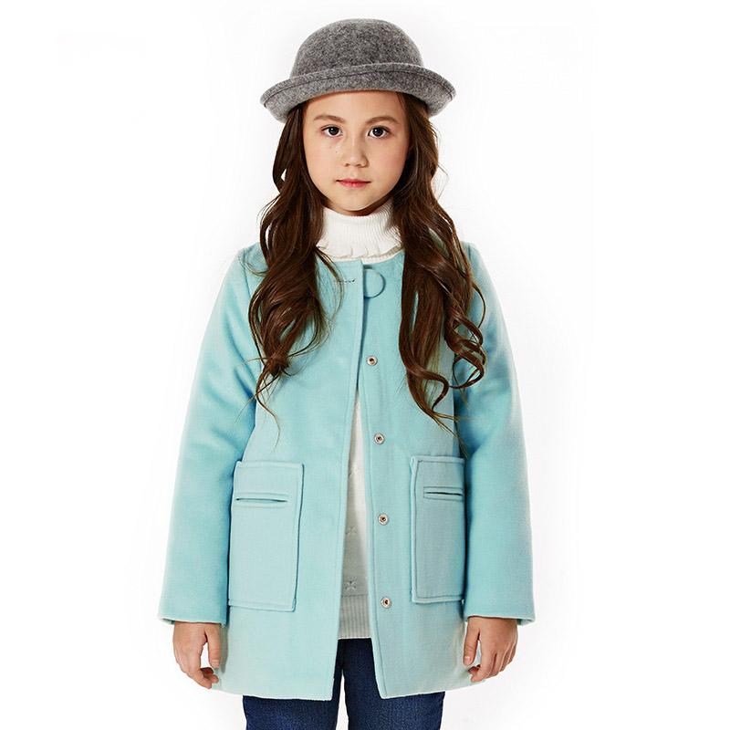 girls wool coat girls winter jacket warm brand kids coat girls long coat children clothing princess coat christmas coat <br><br>Aliexpress