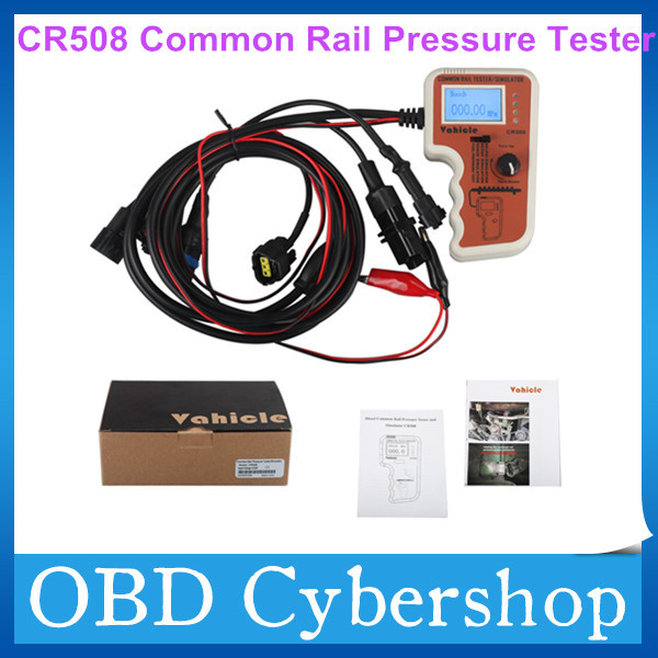 CR508 Common Rail Pressure Tester and Simulator CR508 Diesel Engine<br><br>Aliexpress