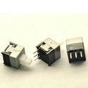 8.5x8.5MM single self locking switch 3pin