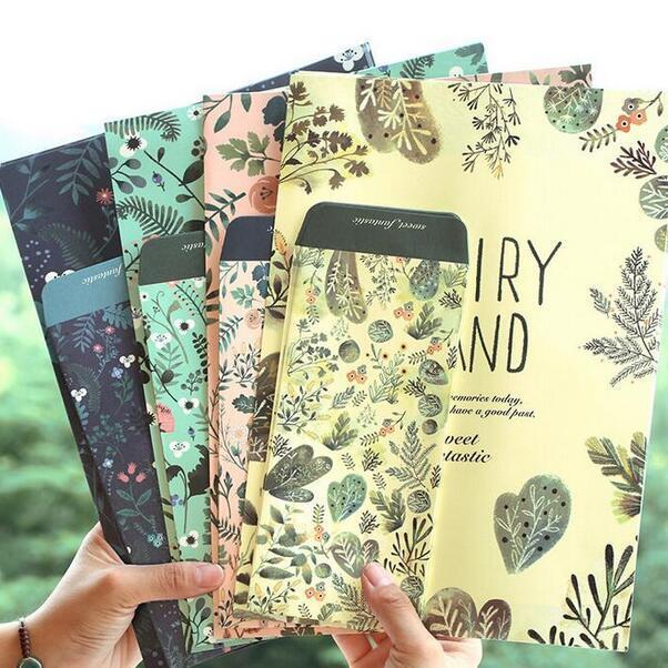 1 компл./лот Новый Свежий Урожай Fairy Land Plant series 193*90 мм конверт и 290*208 мм письмо бумага набор/СДЕЛАЙ САМ подарок канцелярские