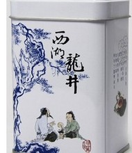 2014 Premium 125g West lake longjing tea 100% natural organic green tea leave extract sunshine Xihu Long jing tea Chinese Teas