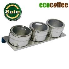 Free Shipping seasoning pot 3pieces a lot (China (Mainland))