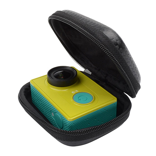 New Mini Waterproof Camera Bag Case for Gopro Hero 4 3 SJ4000 Xiaomi Yi Accessory(China (Mainland))