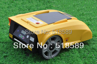 Robot Lawn Mower Car Newest Funciton with Compass+lead-acid battery+Remote Controller+Rain Sensor Only Free Shipping To Thailand