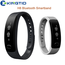 Buy H8 Smart Band Bluetooth Bracelet Pedometer Fitness Tracker Smartband Remote Camera Wristband Android iOS pk mi band 2 for $17.86 in AliExpress store