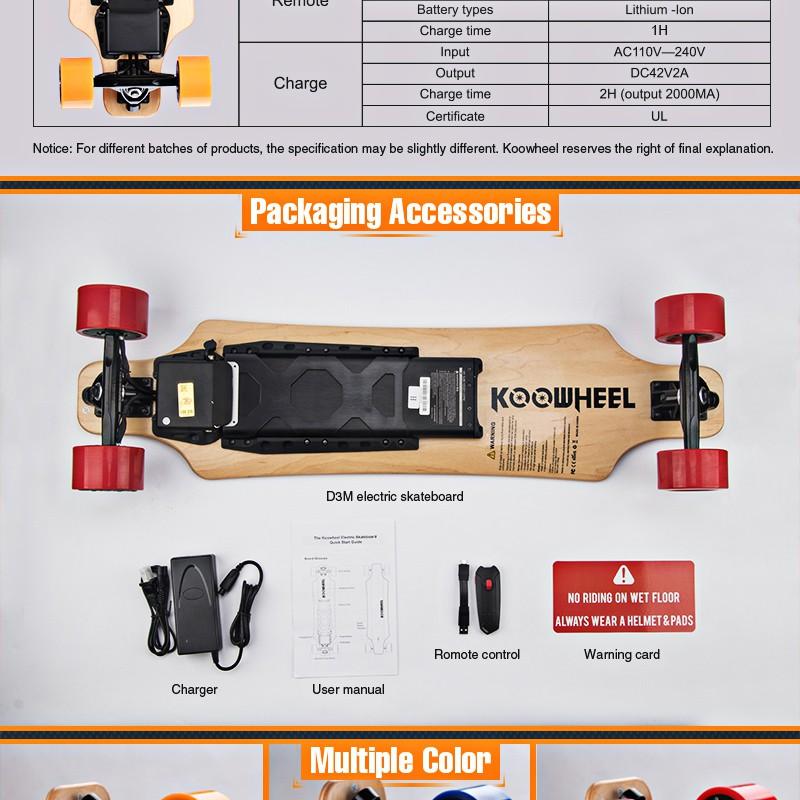 Hoverboard skateboard  (8)