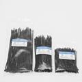 250 Pcs Nylon Cable Self locking Plastic Wire Zip Ties Set 3 100 3 150 4