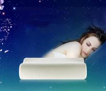 Buy 2016 Year Orthopedic Neck Pillow Fiber Slow Rebound Memory Foam Pillow Cervical Health Care Orthopedic Latex Neck Foam Pillow for $14.77 in AliExpress store