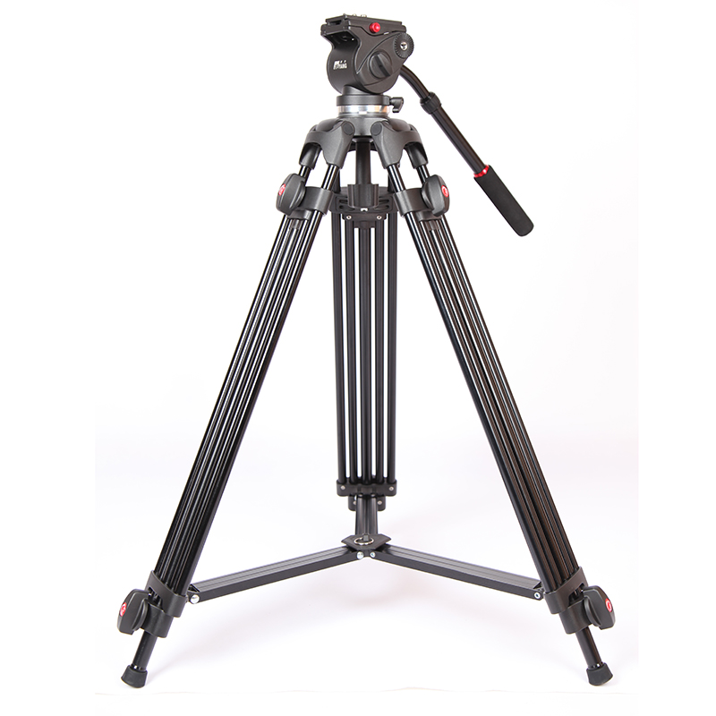 DHL PROGO JY0508 JY-0508 8KG Professional Camera Tripod Video Tripod/Dslr VIDEO Tripod Fluid Head Damping for video wholesale(China (Mainland))
