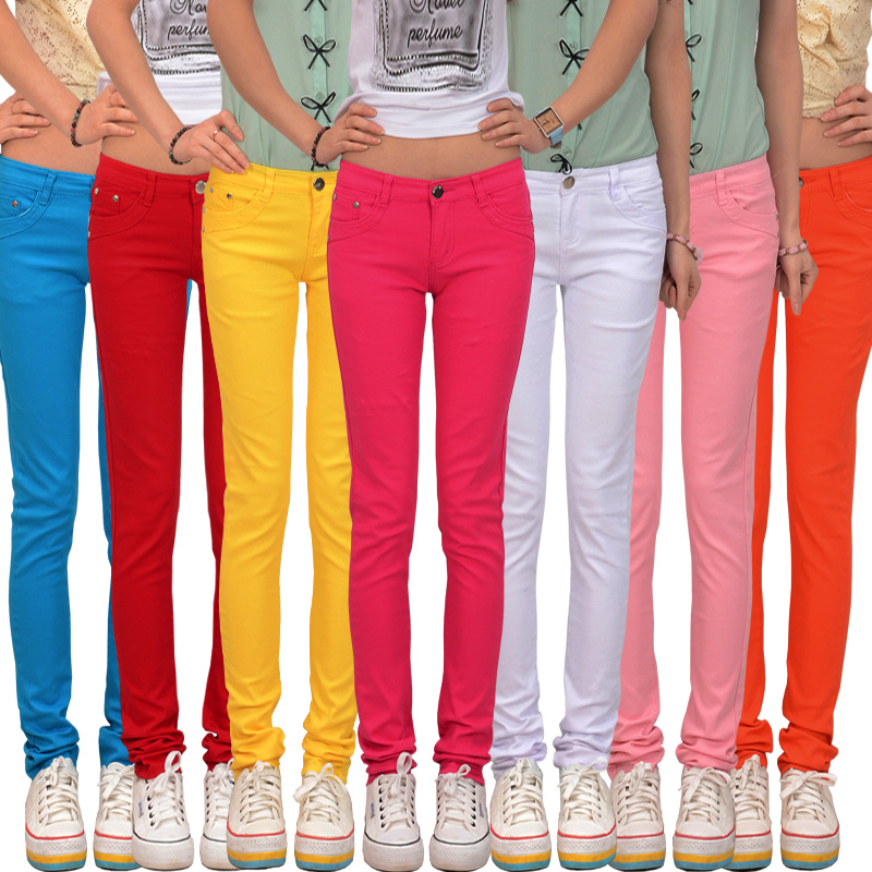 Color Pants Women - Fat Pants