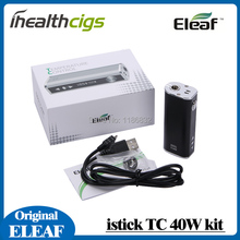 New Eleaf iStick TC 40W temp control box mod istick TC40W sub-ohm temp box mod pre order