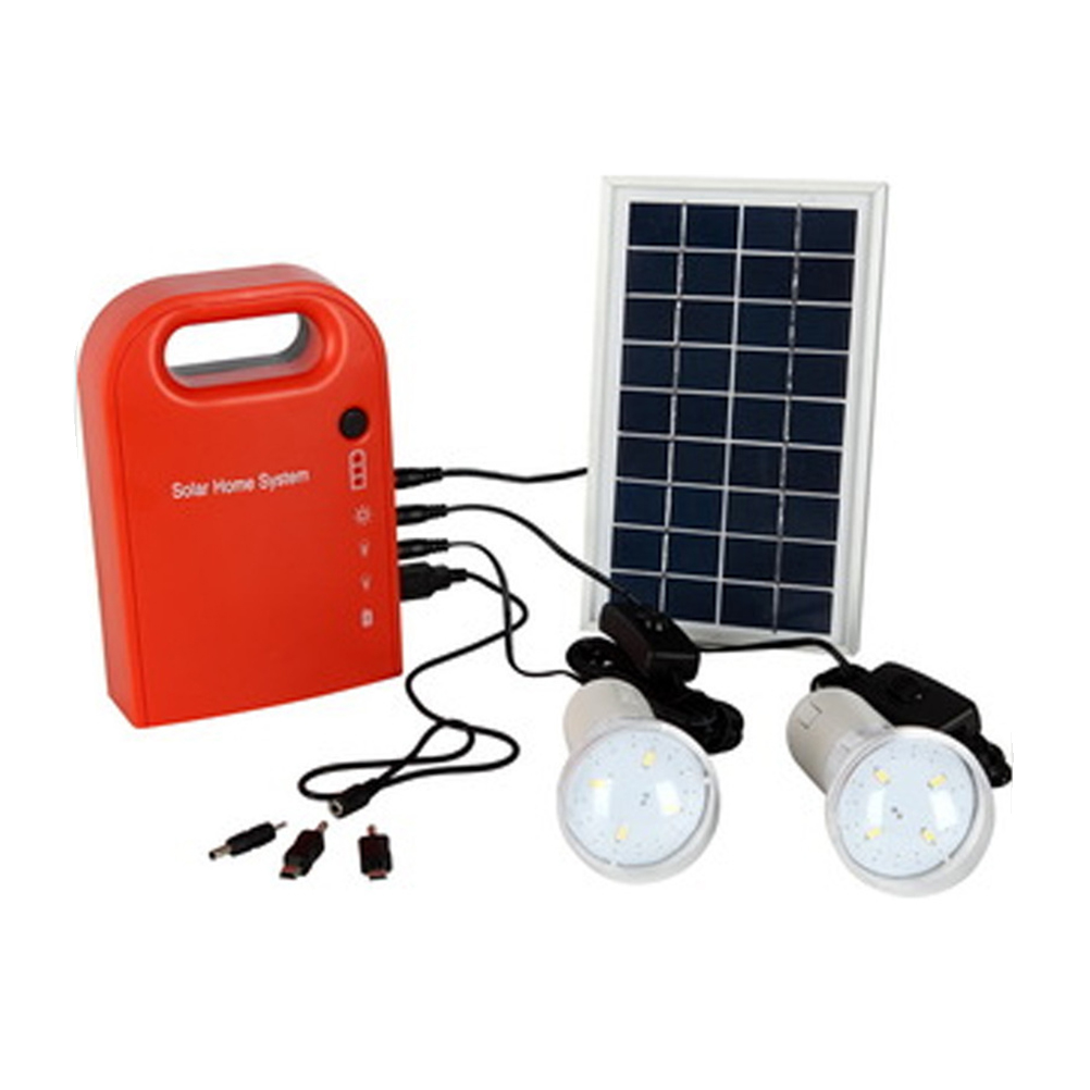 Lovely 2018 Led Solar Lamp Panels Powered Battery 6V 4.5Ah Generator Home Outdoor  Lighting System IP65 Solar Lights For Garden Decoration From Cornelius, ...