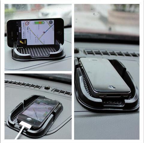 NEW HOT Glue M Power M performance car phone no slip pad ring sticker for BMW M3 M4 M6 E40 E46 E36 E90 F30 F18 F10 X1 X3 X4 X5(China (Mainland))