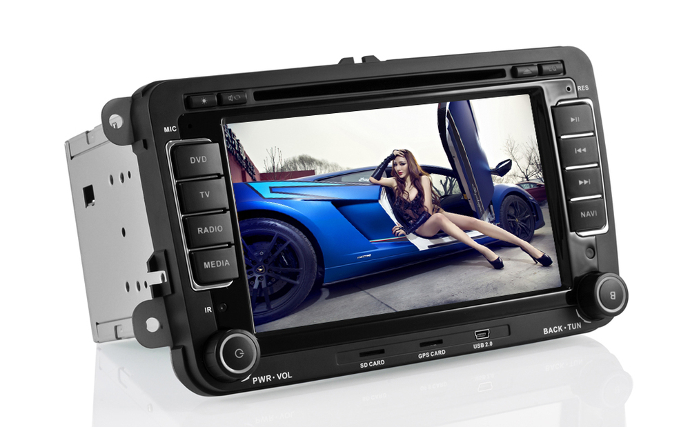 Vw Jatta/Caddy/New polo/Scirocco/Leon DVD Player WithATSC/ CMMB /Ipod/GPS Navigation/FM/AM Radio/AUX/HD 1080P Playing etc(China (Mainland))