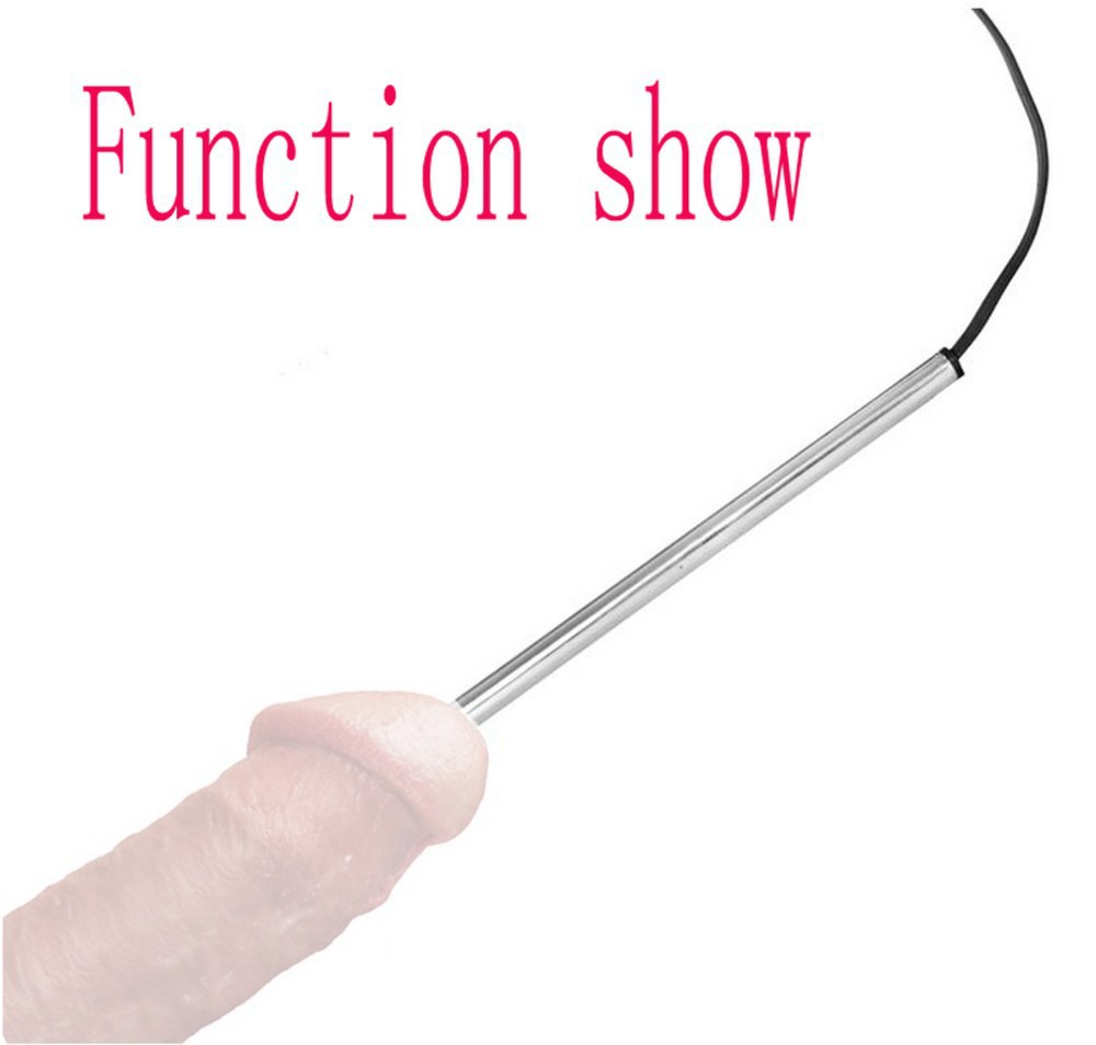 Pls contact us before you leave Neutral or Negative feedback About  Electrical Urethral Sound, Prostate electric probe for multiple orgasms ...