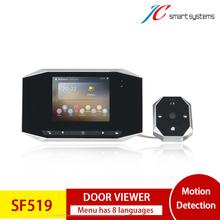 Смарт-чехол электроника двери цифровой дверной звонок с поддержкой камеры фото-привязки и видеозаписи