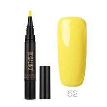 Гель-лак для ногтей ROSALIND, Полупостоянный гибридный УФ-лак для ногтей, 5 мл, 31-58, ручка для дизайна ногтей, Белый Гель-лак для ногтей(China)