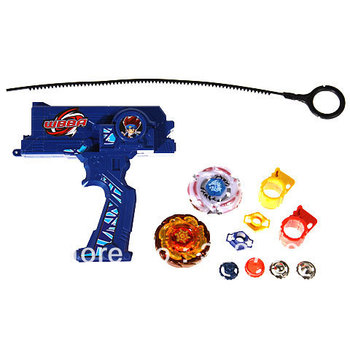 2013 Free-shipping Beyblade Exclusive Metal Fusion Toy A Set