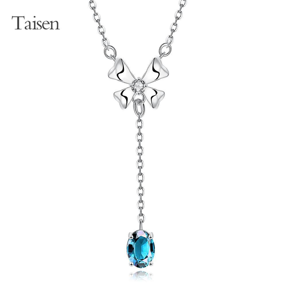 perfumes women dresses flower necklace 2016 new white gold chain with pendants for lovers fashion pendant women's necklace(China (Mainland))