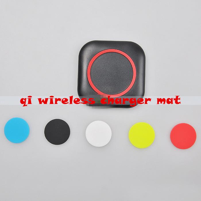 Qi Wireless Charging Charger Power Pad iPhone Samsung Galaxy Note 4 3 2 HTC Sony Nokia Standard Phone qi Mat - VIPwireless store