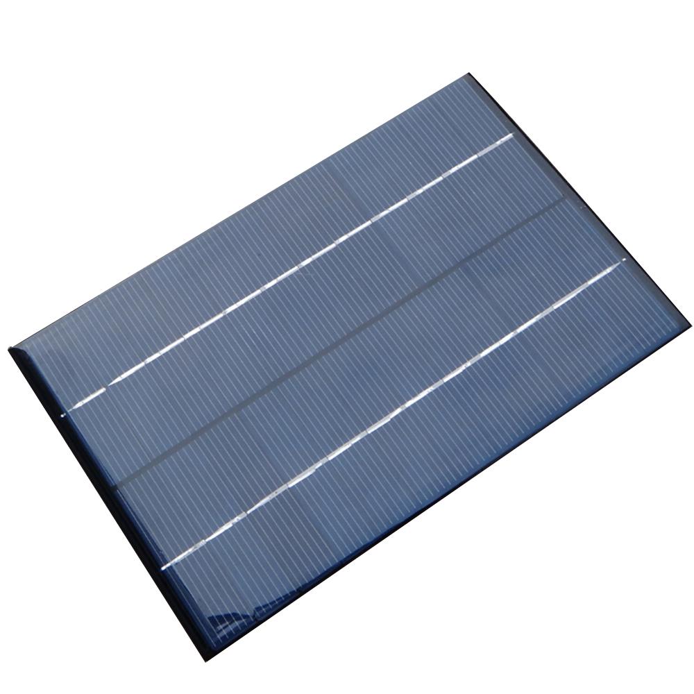 Free Shipping Silicon Solar Panel Diy Charger Solar Board