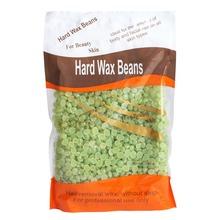 Buy Green Tea Flavor Rose Taste Depilatory Wax Hot Film Hard Wax Beans Pellet Waxing Bikini Hair Removal Wax 300g for $10.50 in AliExpress store