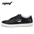 2017 new style leather shoes men flats crocodile print men s shoes brand top quality men