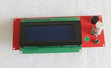 3D Printer Kit Smart Parts RAMPS 1.4 Controller Control Panel LCD 2004 Module Display Monitor Motherboard 3d Printer Lcd